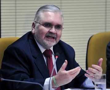 Roberto Gurgel – Renato Araújo-Agência Brasil