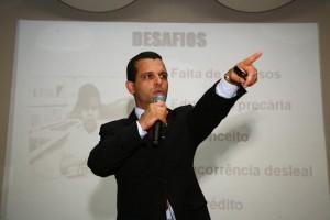 Teixeira: candidato