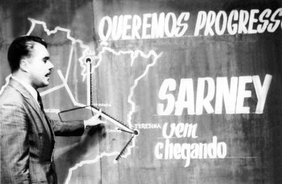 Sarney-candidato-a-governador-1965
