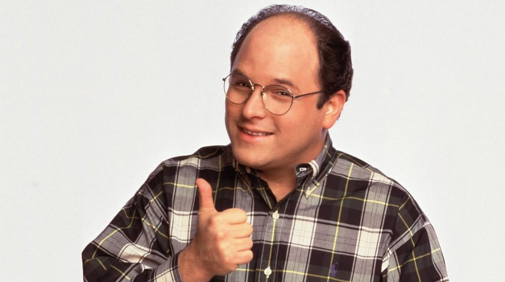 Seinfeld george deitada