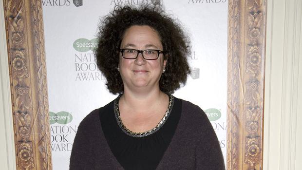 A escritora britânica Sophie Hannah (Foto: Ben Pruchnie/Getty Images)