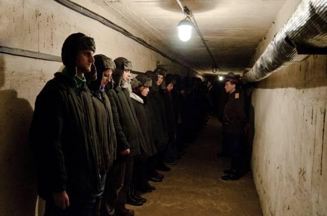 Bunker soviético, Lituânia