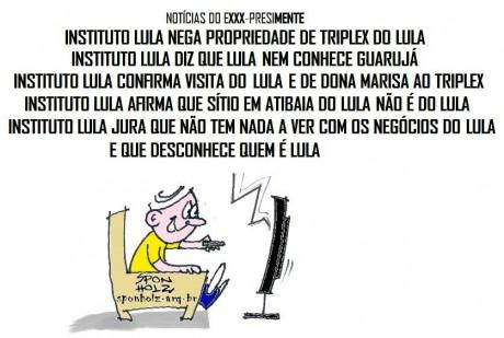 Sponholz - Instituto Lula