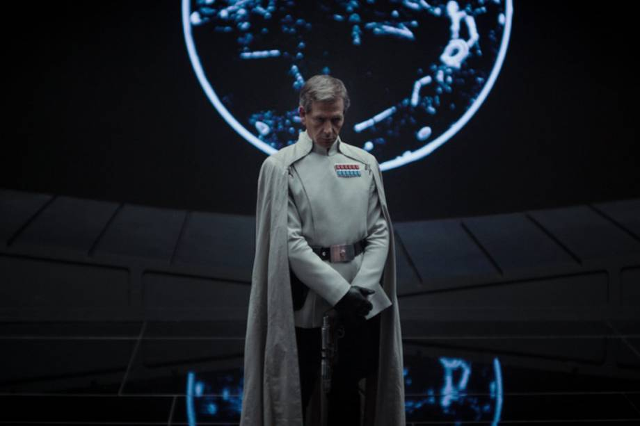 Ben Mendelsohn interpreta Orson Krenicc em Star Wars: Rogue One