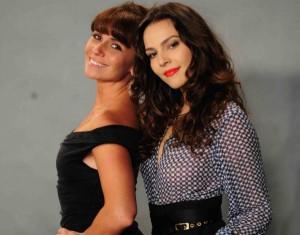 Giovanna e Tainá: casal aprovado