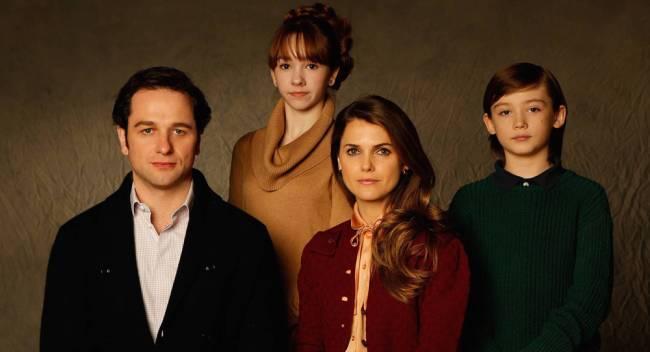 'The Americans' (Foto: FX/Divulgação)