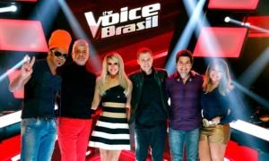 The Voice: em alta