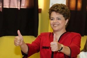 Dilma: interação de sucesso