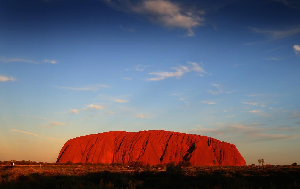 Royal Visit Preview: Uluru