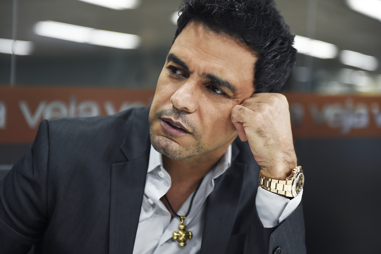 Zezé di Camargo pode entrar no PSDB para ser suplente no Senado | VEJA