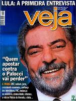 Em VEJA de 20 de agosto de 2003: A primeira entrevista de Lula