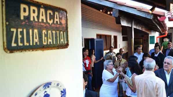 Inauguração do Memorial Casa de Jorge Amado aconteceu nesta sexta-feira (07) e contou com a presença do prefeito ACM Neto, da atriz Sonia Braga, do secretário de Desenvolvimento, Turismo e Cultura, Guilherme Bellintani, da família Amado e de apoiadores privados, acadêmicos e institucionais do projeto