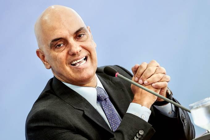 EU, EU E EU – Alexandre de Moraes: com fama de autossuficiente e centralizador, o ministro acalenta sonhos para 2018