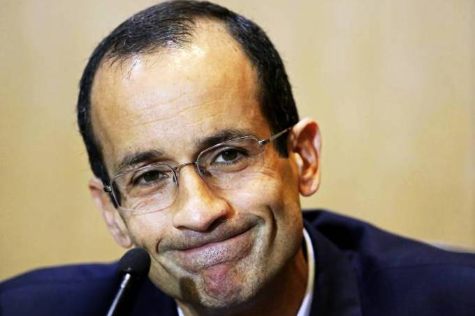 O executivo Marcelo Odebrecht