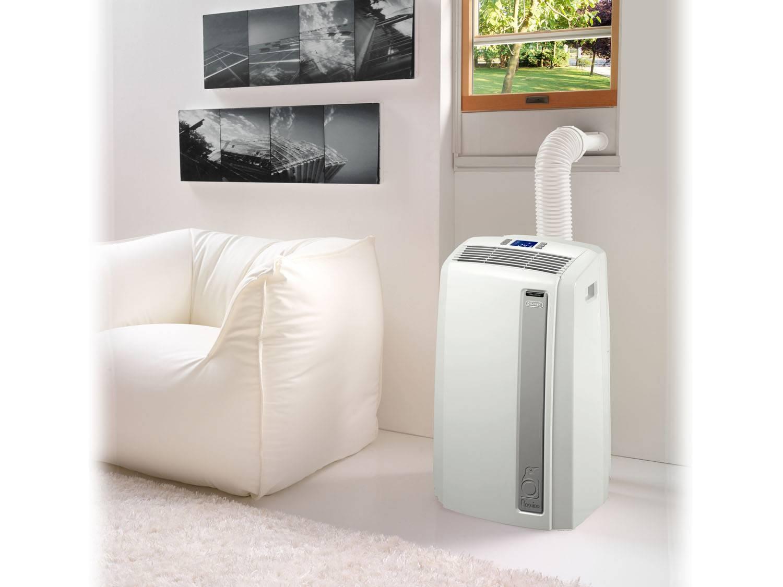Ar-condicionado portátil da marca Delonghi