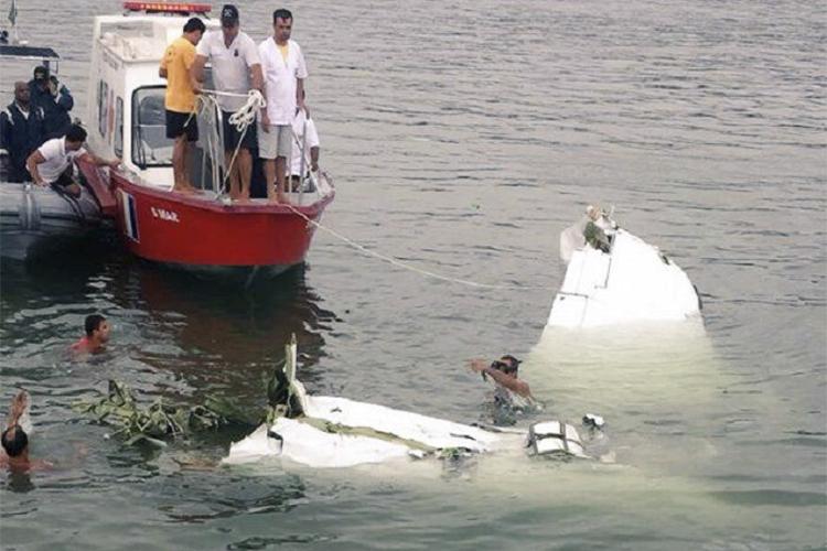 Aeronave cai em Paraty (RJ). O ministro do STF Teori Zavascki, estava na lista de passageiros