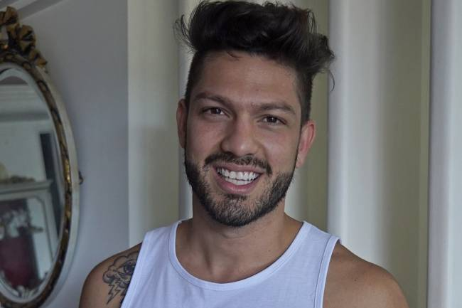 Luiz Felipe, participante do 'BBB17'