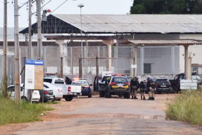 Massacre em penitenciária de Roraima