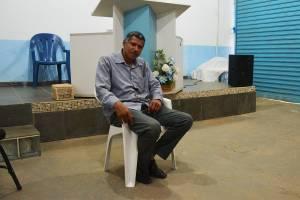 Pastor Paulo André, da Igreja Assembleia de Deus, ministério Cristal Park