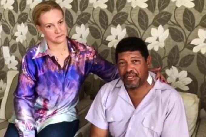 Valdemiro Santiago, líder da Igreja Mundial do Poder de Deus, recebe alta do hospital e repousa em casa