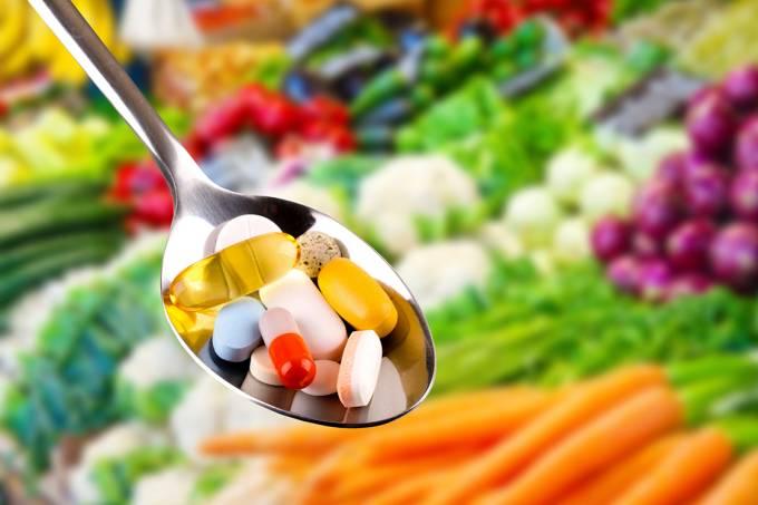 Dieta saudável nutrição