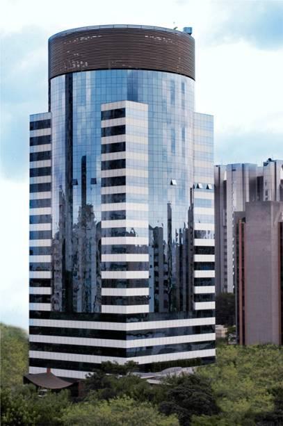 Centro Empresarial Cultural João Domingues Araújo, no Itaim Bibi, em São Paulo