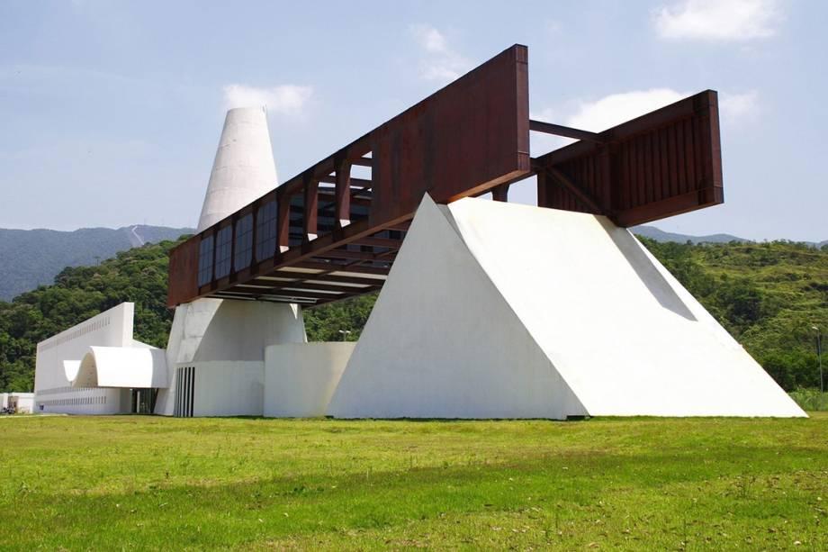 Centro de Capacitação e Pesquisa do Meio Ambiente (Cepema), em Cubatão