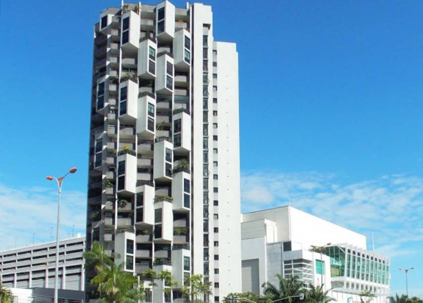 Edifício Atalanta Belem, no Umarizal, Belém