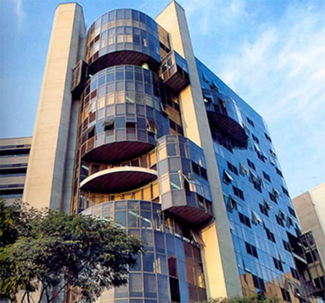Edifício João Uchoa Borges, no Brooklin, em São Paulo