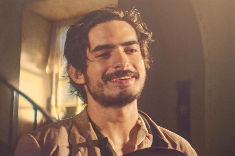 Halim (Bruno Anacleto), em cena da minissérie 'Dois Irmãos', da TV Globo