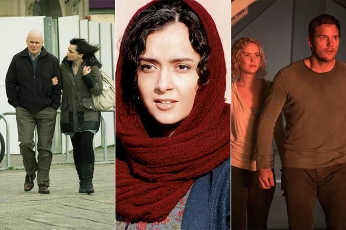 """Os filmes """"Eu, Daniel Blake"""", """"O Apartamento"""" e """"Passageiros"""""""