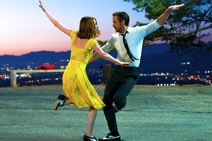 La La Land – Emma Stone e Ryan Gosling
