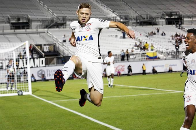 Flórida Cup 2017 – Semifinais – Corinthians 4 x 1 Vasco