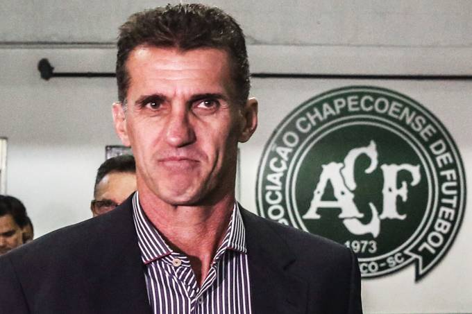 Vagner Mancini é demitido da Chapecoense