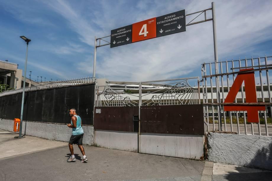 Estádio do Maracanã: abandono <span>após a Rio-2016</span>