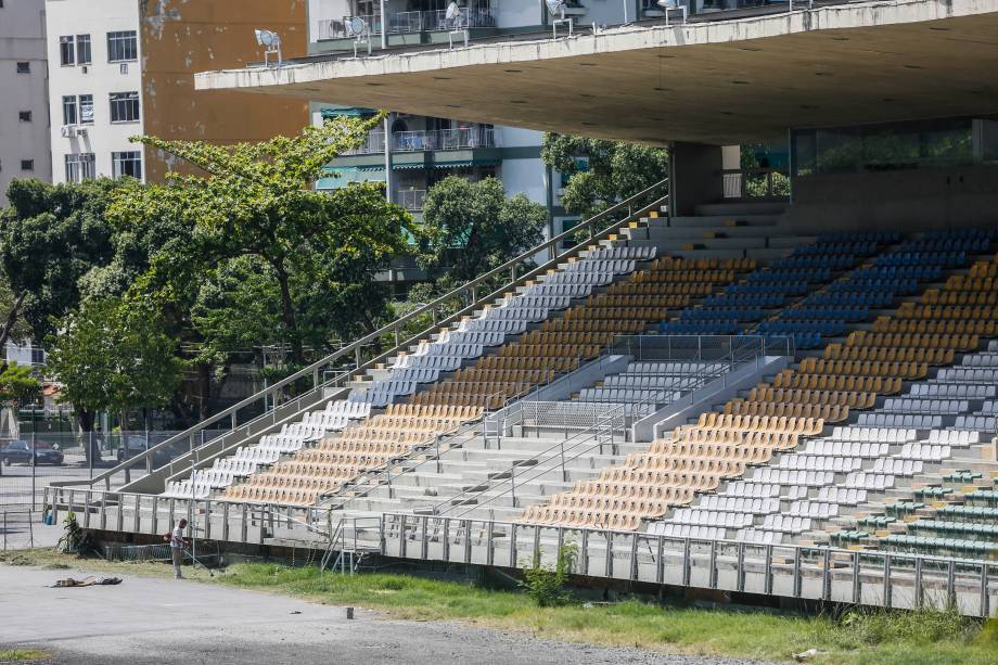 Estádio do Maracanã: abandono<span>após a Rio-2016</span>