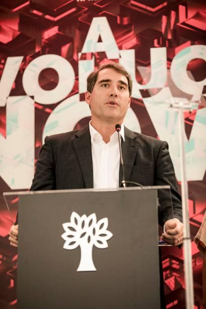 <b>O presidente nacional da Coca-Cola, Henrique Braun, encerrou o fórum</b>