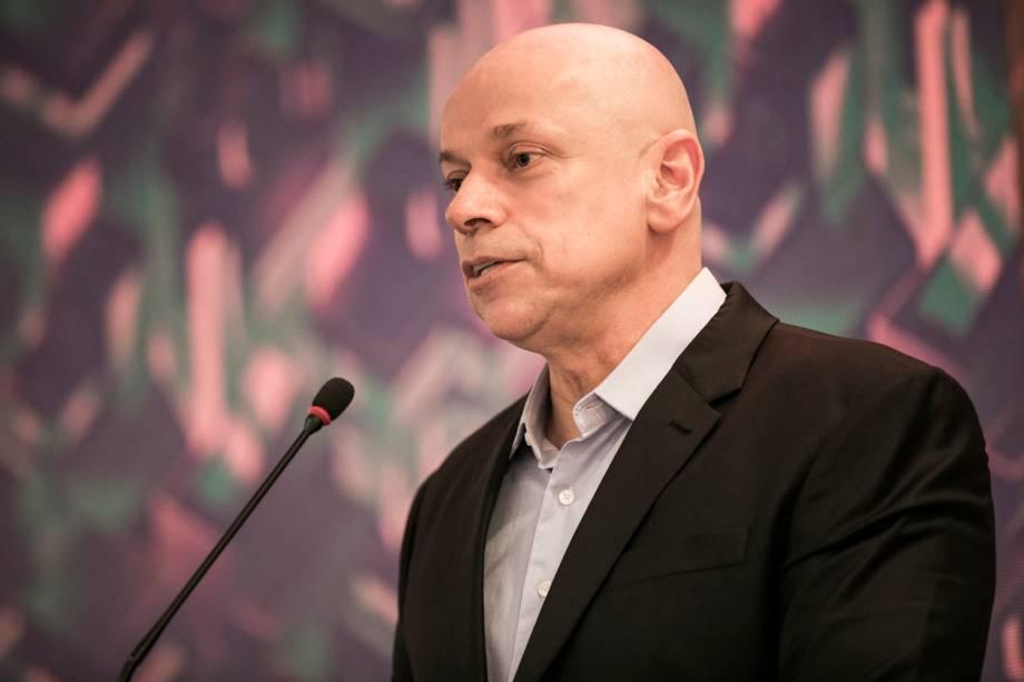 <b>O historiador da Unicamp Leandro Karnal também expôs suas ideias sobre o consumo moderno no evento</b>