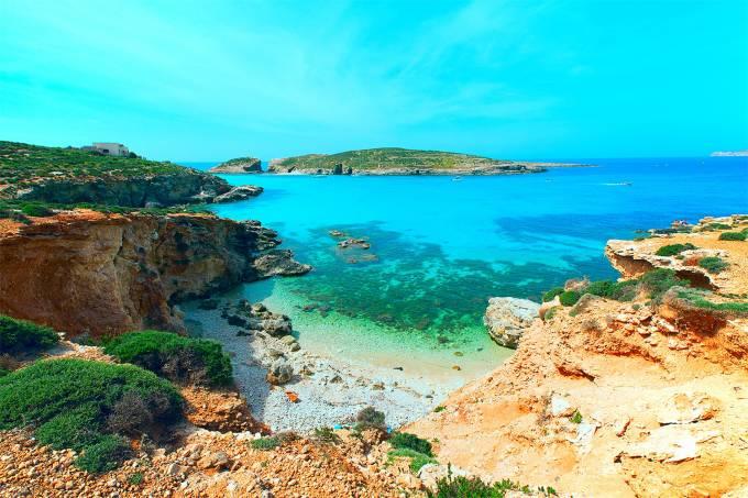 Ilhas secretas: Gozo (Malta)