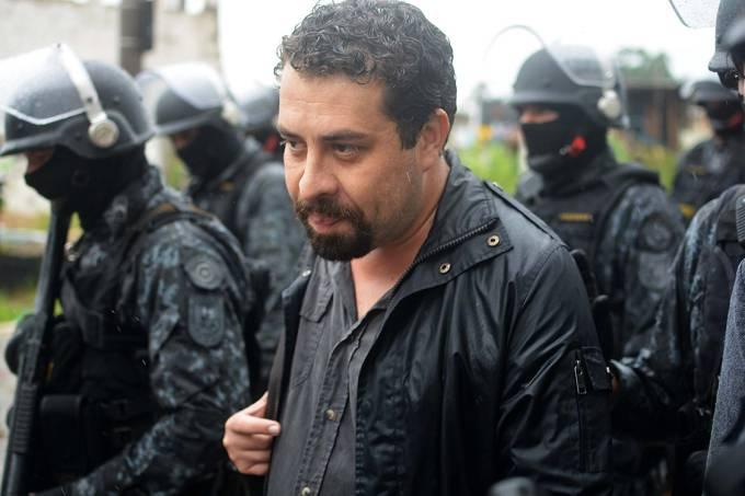 Guilherme Boulos, coordenador nacional do MTST, é detido durante ação de reintegração de posse em São Mateus, São Paulo