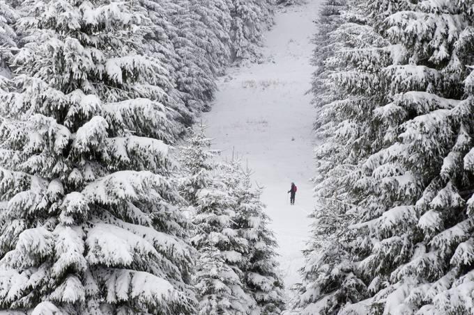 Imagens do dia – Clima na Alemanha