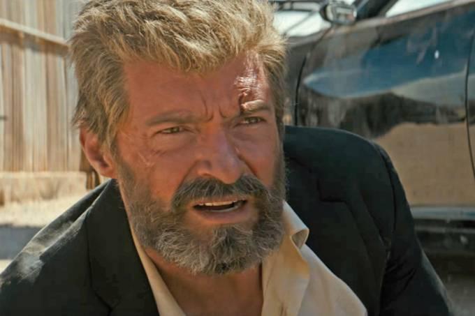 Cena de 'Logan', novo filme solo do personagem Wolverine (Hugh Jackman)