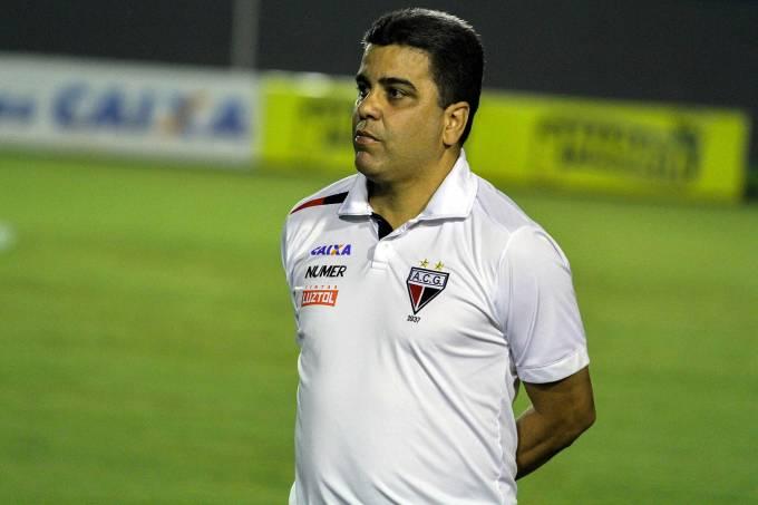 Técnico Marcelo Cabo do Atlético