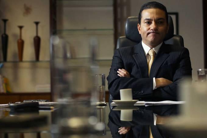 Marcos Pereira ministro