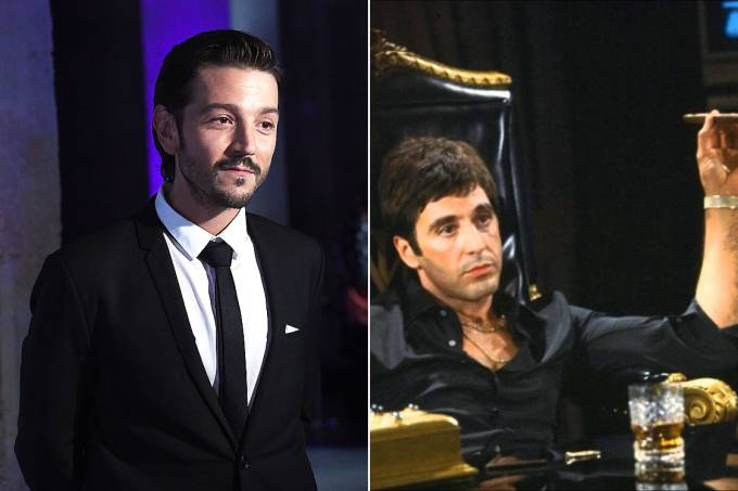 Diego Luna e Scarface