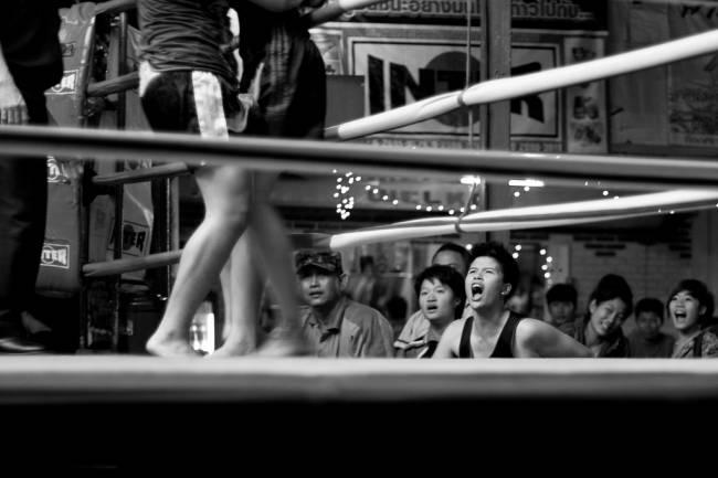 Muay Thai na Tailândia