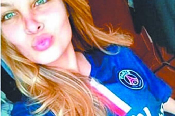 Bruna Loureiro, nova namorada do jogador David Luiz