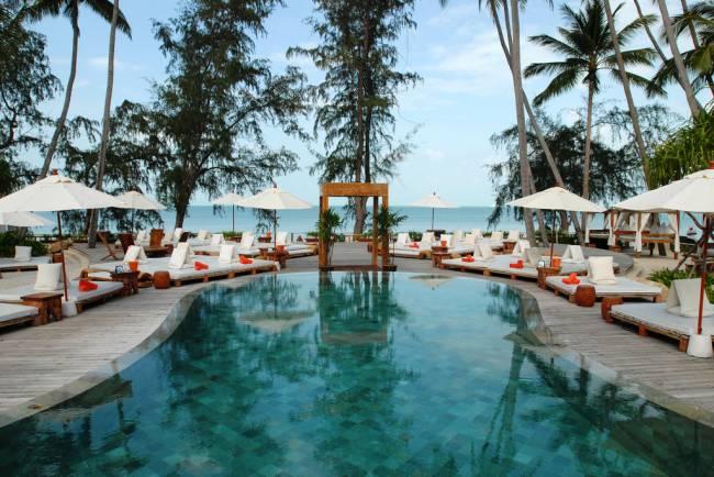 Nikki Beach, em Koh Samui