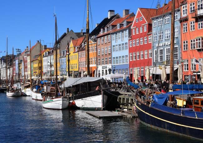 Nyhavn, Dinamarca