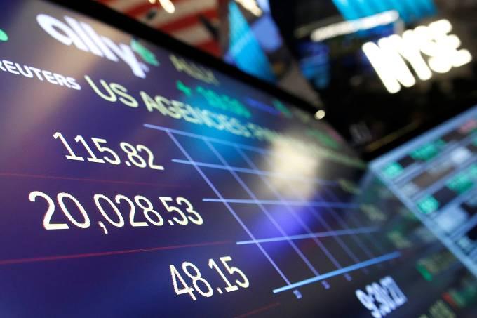 NYSE Dow Jones